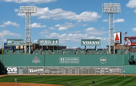 Green Monster 4/9/09
